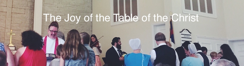 Communion on the Lord's Day